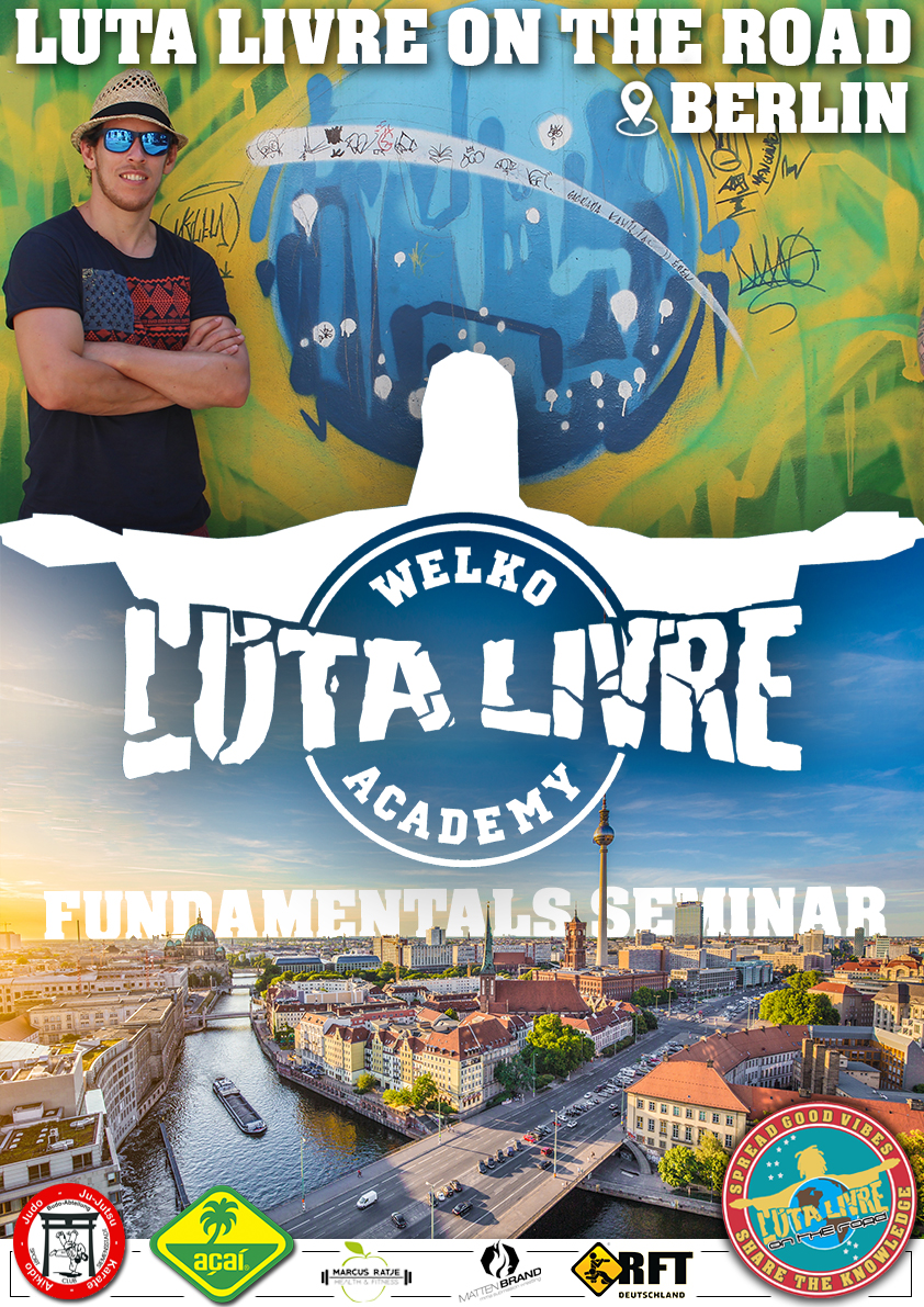 luta-livre-on-the-road-seminar-flyer-poster