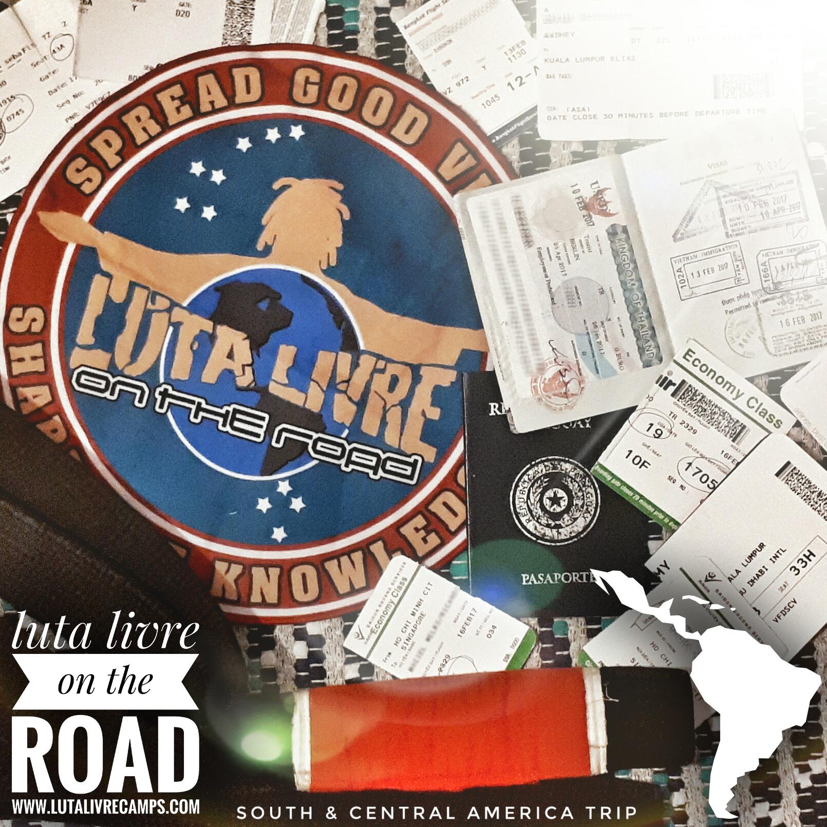 luta livre on the road south america-02